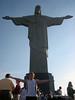 Jesús styttan í Rió - Brasilía