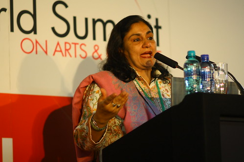Madeeha Gauhar (Pakistan), 4th World Summit on Arts & Culture