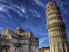 Leaning Tower of Pisa - again photo by neilalderney123