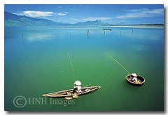 Fishing at LangCo- VietNam photo by HoangtheNhiem