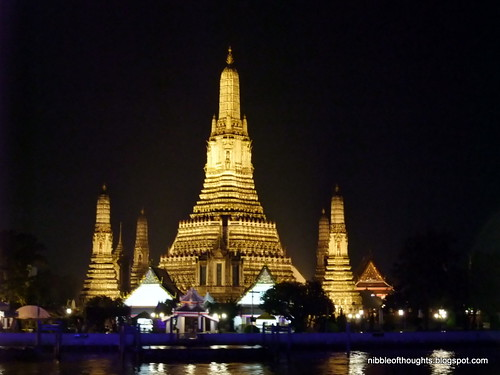 River Night Cruise Wat Arun