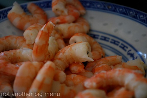 M'sian cooking - Prawns