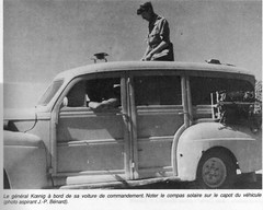 koenig a bord voiture commandement Espoir 80 92