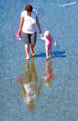 Walking on Water photo by Steve Taylor (Photography)