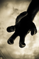 Evil Hand photo by SNUlightphotography