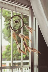 Rainy day and dreamcatcher (4/52) photo by stephaniereis.