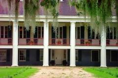 Destrehan Plantation ~ Destrehan ~ Louisiana ~ Historical photo by Onasill