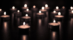 By candlelight // 10 12 13 photo by Manadh