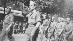 22 BMNA- 1945- Bernard Demolins à droite - Col. René Petitot
