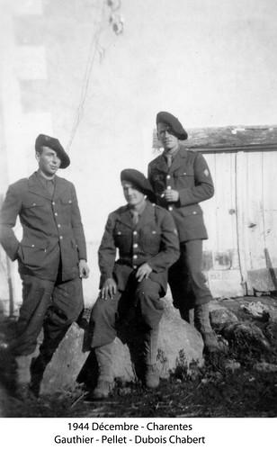 BM 4- Chambarand -1944 Décembre_Charentes -  Fonds Emile Gauthier