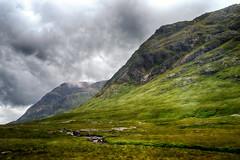 Glencoe Valley, Scottish Highlands photo by CamelKW