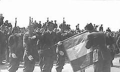 13 DBLE- 1945 avril- Nice - Unité compagnon de la libération
