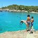 Ibiza - dives from cala salada