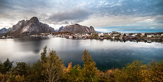 Reine, Lofoten, Norway. photo by Bhalalhaika