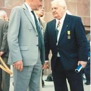 André-gravier-et-etienne-schlumberger-1996  - Crédit photo : Jérôme Kerfech
