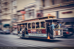 San Francisco Cable Car photo by Christopher Chan