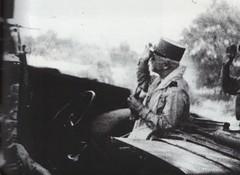1944- Provence - Route du Camp gal de monsabert - col part- Paul aujac