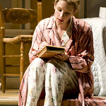Jessie Mueller (Amalia) in SHE LOVES ME at Writers Theatre. Photos by Michael Brosilow.