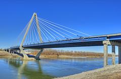 Christopher S. Bond Bridge, Kansas City MO photo by MichaelStano