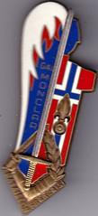 Insigne promotion  Monclar  - Col. Blandine Bongrand Saint Hillier