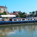 Esperance moored in Homps