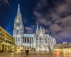 Cologne Cathedral photo by saturn ♄