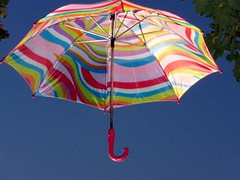 Umbrella...without Mary Poppins photo by libra1054