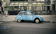 Citroën 2CV photo by desomnis
