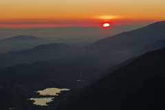 laghi di Revine al tramonto photo by Gabriele Kahal