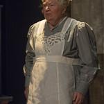 Kathleen Ruhl (Berte) in HEDDA GABLER at Writers Theatre. Photo by Michael Brosilow.