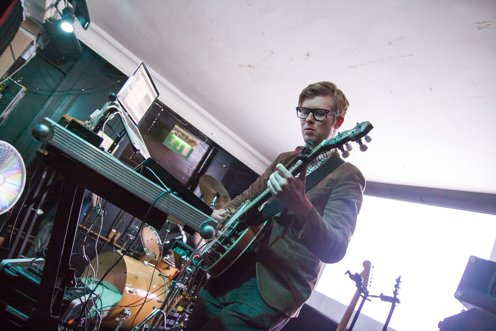 Simon Butler - Public Service Broadcasting - The Harly - Saturday-2.jpg