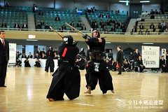60th All Japan Police KENDO Tournament_010