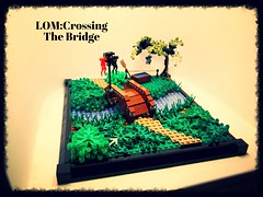 LOM:Crossing the Bridge... photo by Brick Productions
