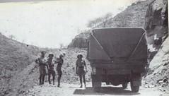1941- Erythrée- - route Cub Cub Keren - AFL