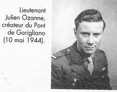 Génie- Lieutenant Julien Ozanne