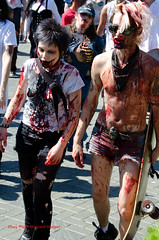 2013 Red, White, and Dead Walk in Seattle photo by DougSh