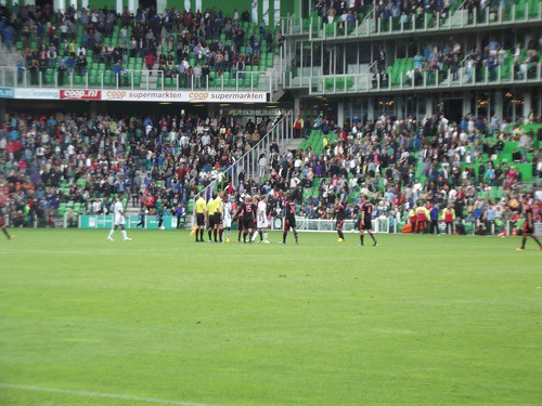 9646347174 9865100c41 FC Groningen   Ajax 1 1, 1 september 2013