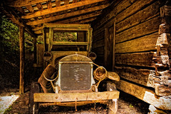 "Old ""Ford Truck"" photo by Marianne Venegoni"