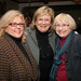 Lynn Boecher, Warren County Chair, Doreen Parsley Davis, GCDC Chair, and Sheila Comar, Washington County & Executive Committee of the NYS Democratic Party, Chair