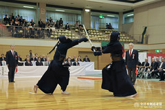 15th All Japan Kendo 8-Dan Tournament_574