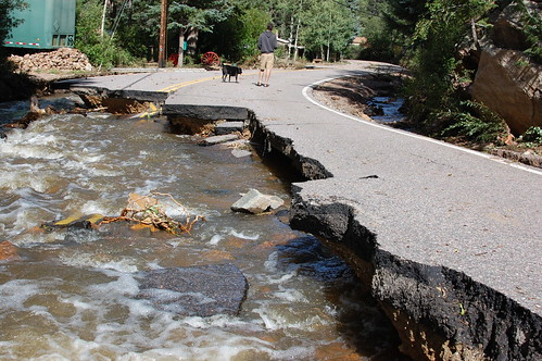 Coal Creek Canyon Flood - Aftermath (17)