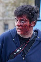 Zombie!!! photo by _NicoDem_