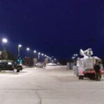 LED Parking Lot Retrofit