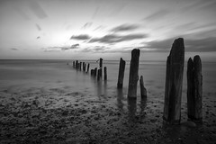 Sandsend Groynes (Explored) photo by Kathy Medcalf