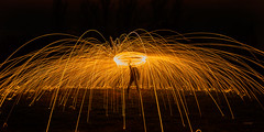 Light Painting photo by juanjofotos