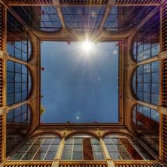 Il cielo in una stanza - Genova 2013-06-05 131517 square photo by AnZanov