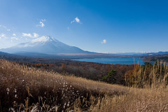 Panorama of Mt.Fuji and Fuji 5 Lakes(3) photo by peaceful-jp-scenery