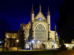 Winchester Cathedral photo by Beardy Vulcan