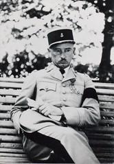 BM 2 - 1938 - Capitaine de Roux à Saint Maixent - Fonds Amiel