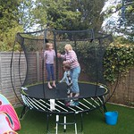 showing granny how to bounce<br/>19 May 2013